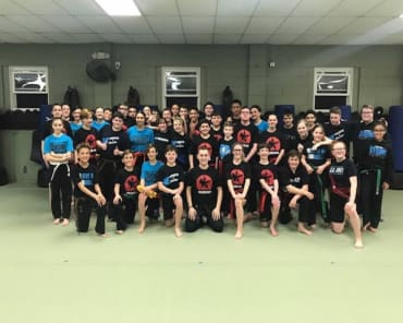 Kids Karate near Sewell