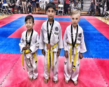 Kids Martial Arts in Hoboken - International Taekwon-Do Academy