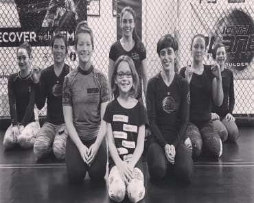 Womens Jiu Jitsu in Boulder - 10th Planet Boulder