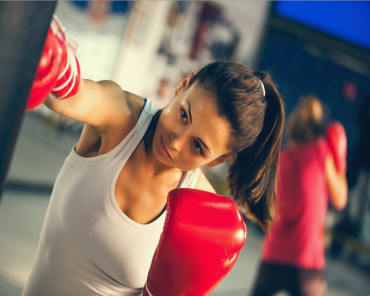 Ladies Fitness in Lake Clarke Shores - Positive Impact Martial Arts Of The Palm Beaches