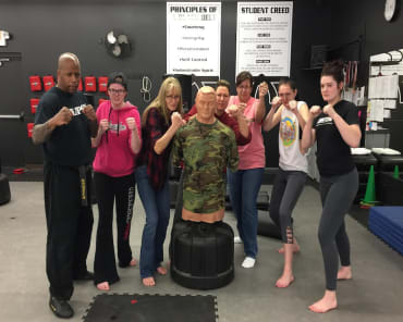 Women's Self Defense in Omaha - Championship Martial Arts - Omaha