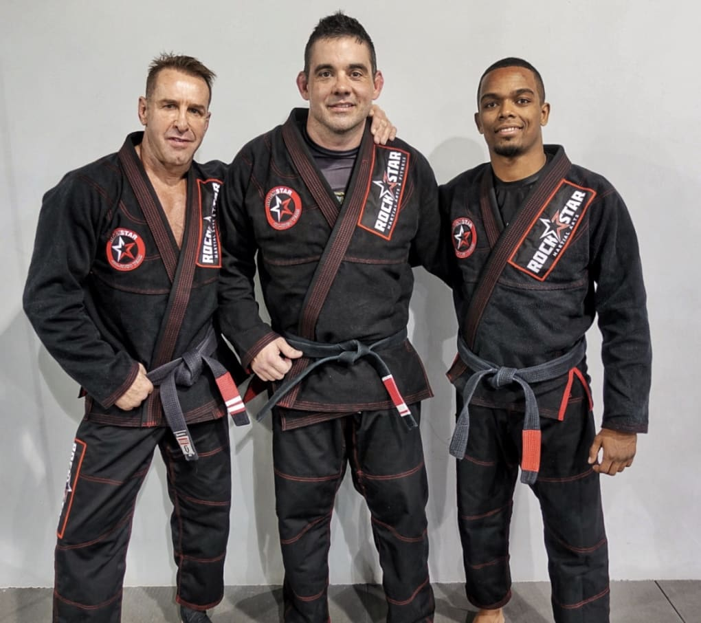 Kids Martial Arts in Frisco - Rockstar Martial Arts and Fitness - Who you train with matters!