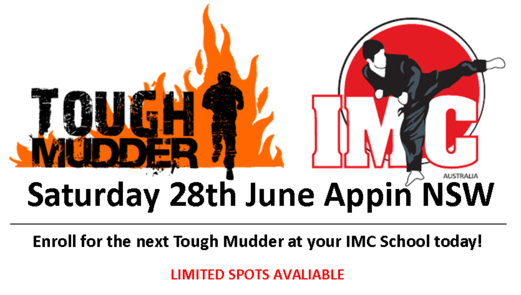 Kids Karate in Prestons and Liverpool - IMC Liverpool - Team IMC Tough Mudder