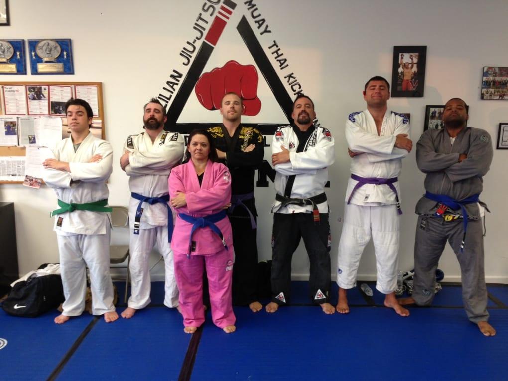 Kids Martial Arts in Philadelphia - Commando Krav Maga and Diamond Mixed Martial Arts - Stripe Day Brazilian Jiujitsu Class Monday