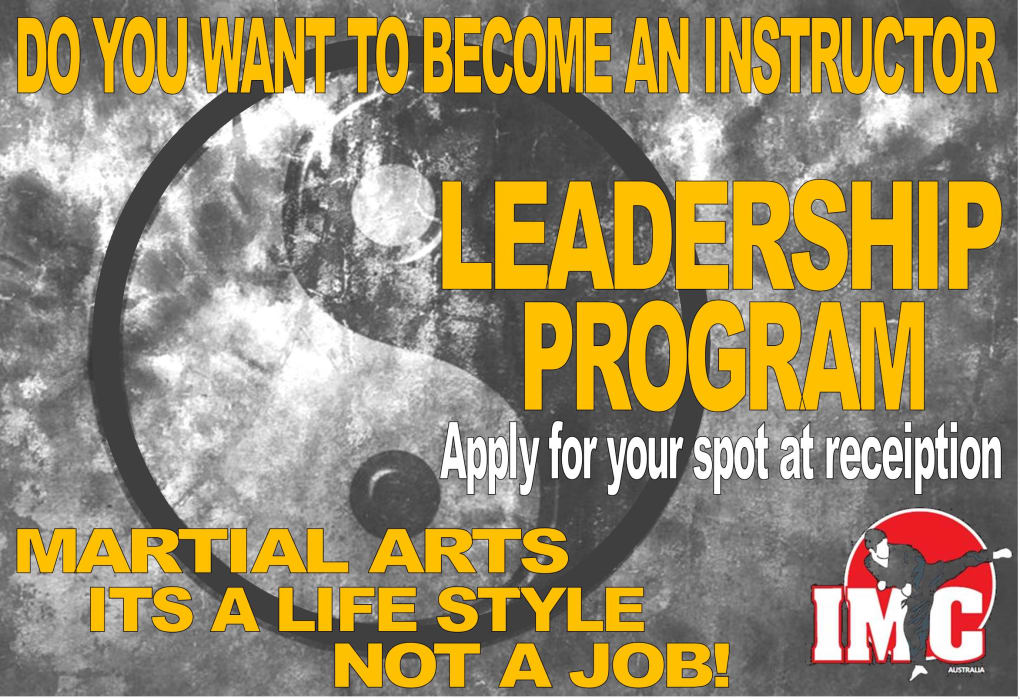 Kids Karate in Prestons and Liverpool - IMC Liverpool - Leadership Program
