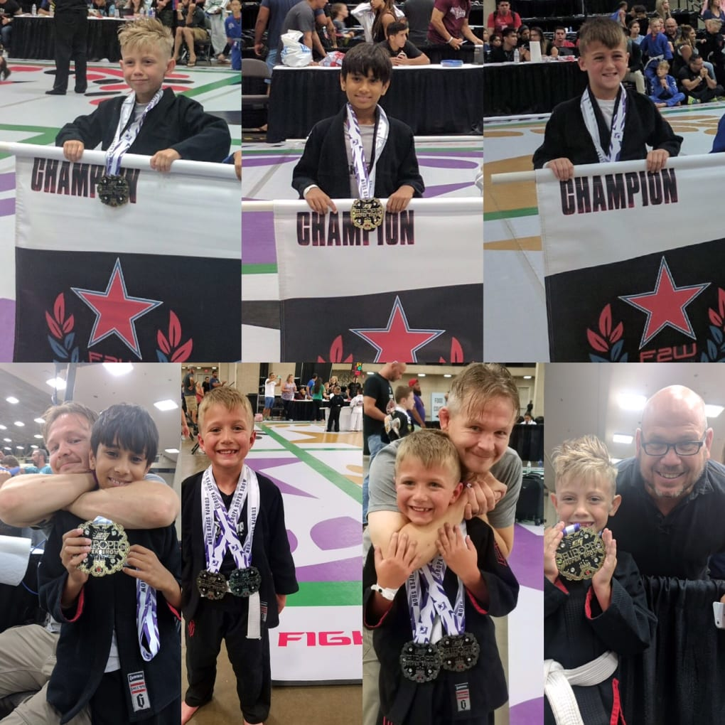 Kids Martial Arts in Frisco - Rockstar Martial Arts and Fitness - Congrats to our RockStar Competitors!