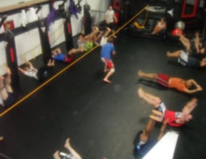 students in mixed martial arts  in Plaistow - Spero's Martial Arts Academy