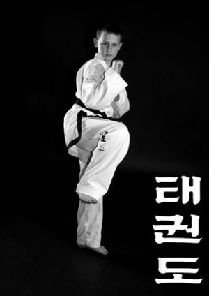 students in Kids Martial Arts  in Falmouth - First Defence Black Belt Schools