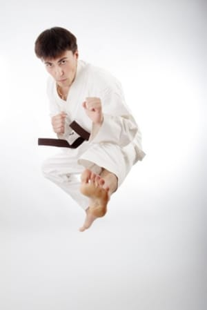 students in taekwondo  in Coffs Harbour - Diamond Martial Arts