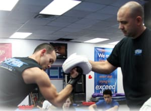 students in self defense  in Bronx - Excel Martial Arts