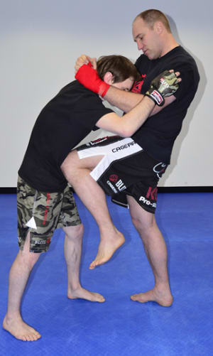 students in Mixed Martial Arts in Great Yarmouth - East Coast Black Belt School