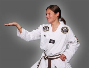 students in adult martial arts  in Wilmington - American Karate Studios
