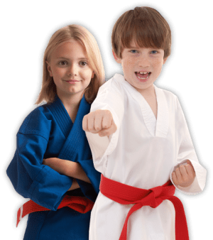 students in Kids Martial Arts  in Chapel en le Frith - Paul Roberts Modern Martial Arts