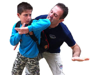 students in Kids Martial Arts in Springfield - Krav Maga Northern Virginia