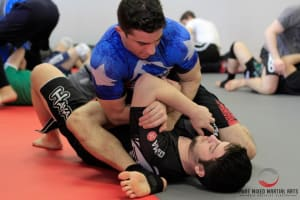 students in submission grappling  in Rockaway - Pure Mixed Martial Arts
