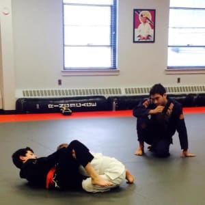 students in private training  in Rockaway - Pure Mixed Martial Arts