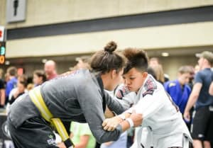 students in kids martial arts in Frisco - Rockstar Martial Arts and Fitness
