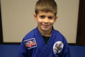 students in Kids Martial Arts in Plano - USA Martial Arts