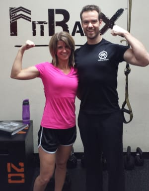 students in personal training in Gainesville - Axis Training Studio