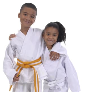 students in childrens homeschool program  in Rhode Island - Premier Martial Arts