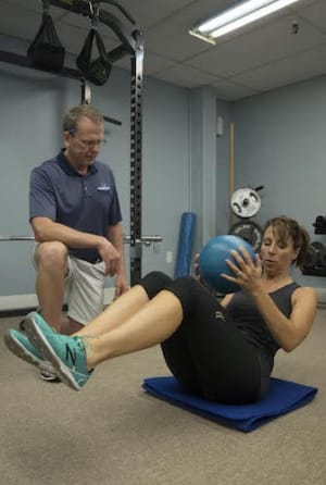 students in personal training  in Concord - Individual Fitness