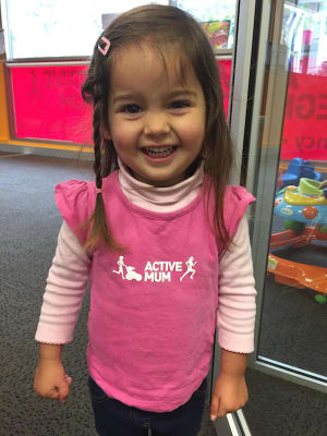 students in active mum and bub program in Castle Hill - Active Mum