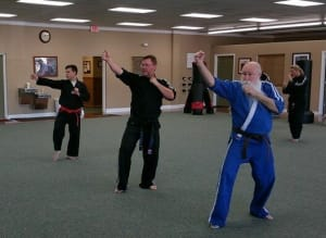 students in adult martial arts in Bradenton - Ancient Ways Martial Arts Academy