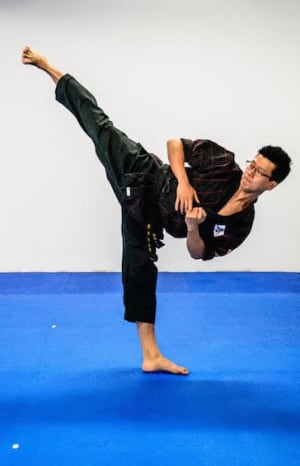 students in Adult Martial Arts in North Attleboro - Mu Han Total Martial Arts