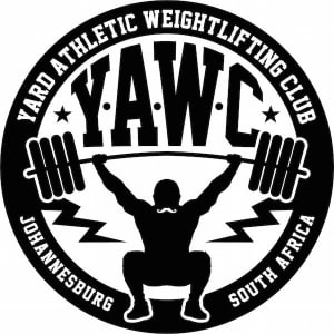 students in weightlifting and powerlifting club  in Johannesburg - The Yard Athletic