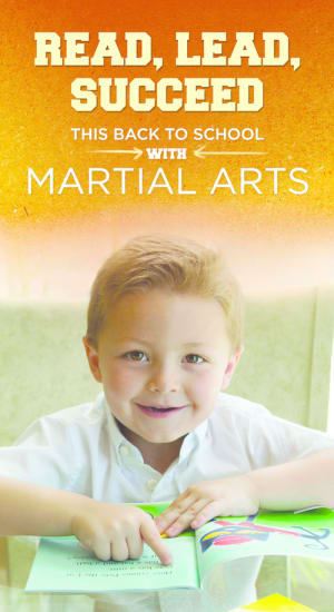 students in after school martial arts  in Wilmington - American Karate Studios