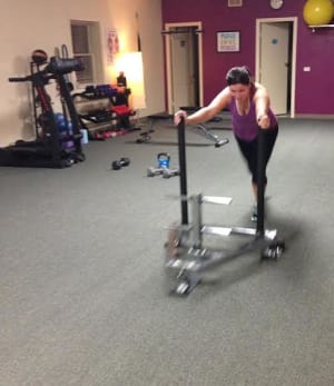 students in personal training in Rutland - Body Essentials Personal Training & Wellness