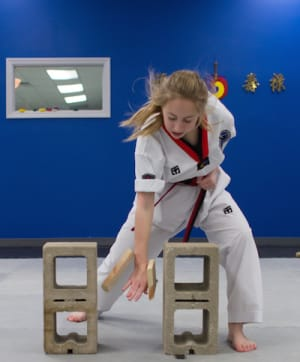 students in youth martial arts  in Kearney - Advantage Martial Arts