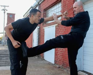 students in krav maga  in Rhode Island - Burke's Martial Arts