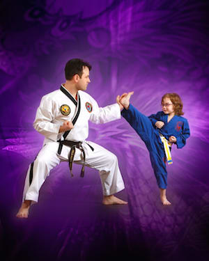 students in kids martial arts in Gresham - Dragon Brand Martial Arts