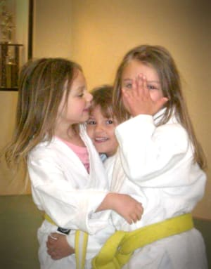 students in after school martial arts  in Woodland Hills - KSK Martial Arts Academy