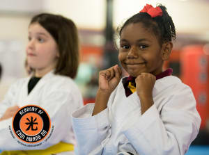 students in kids martial arts in Townsville - Academy Of Choi Kwang Do