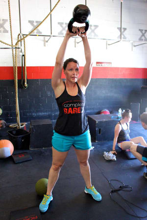 students in personal training  in Fredericksburg - RARE CrossFit