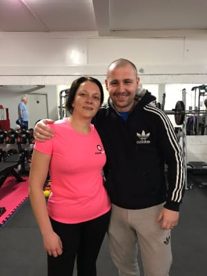 students in personal training  in St. Helier - The Rock Fitness