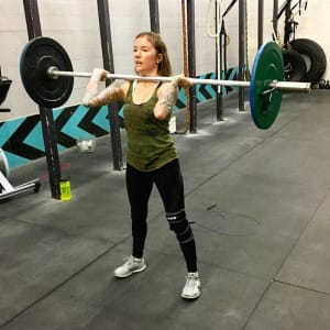 students in barbell club  in Denver - CrossFit Elevation
