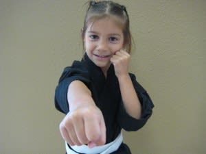 students in kids martial arts  in Houston - Meyerland Martial Art Center