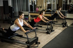 students in pilates education in Scottsdale - delaFIT