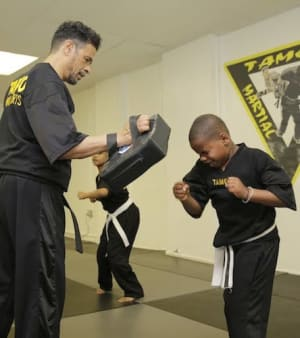 students in kids martial arts   in Drexel Hill - TAMCO Martial Arts