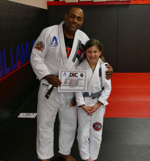 students in kids martial arts  in Chesapeake - Da Firma Training Center