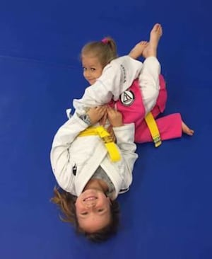 students in kids martial arts  in Cuyahoga Falls - Top Level Martial Arts