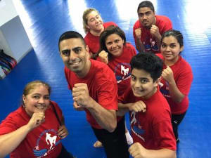 students in fitness classes  in Paterson - Elite Black Belt Academy