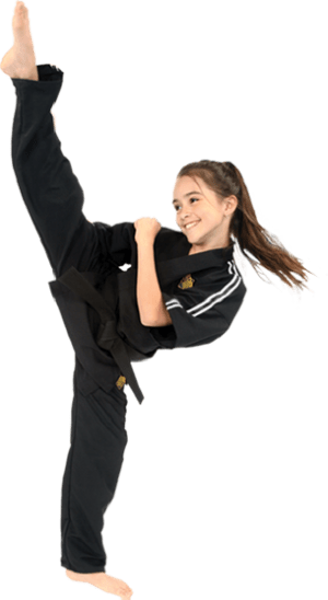 students in kids martial arts  in Ottawa - Bergeron Martial Arts