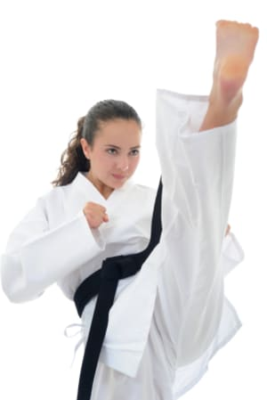 students in tae kwon do  in San Bruno - Lawler's Tae Kwon Do