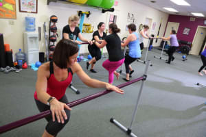 students in group fitness in Rutland - Body Essentials Personal Training & Wellness