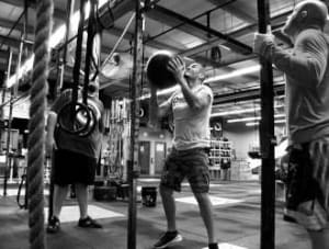 students in personal training   in Brandon - CrossFit BNI