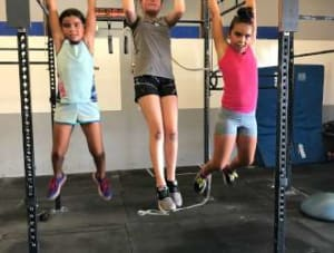 students in crossfit kids in Brandon - CrossFit BNI